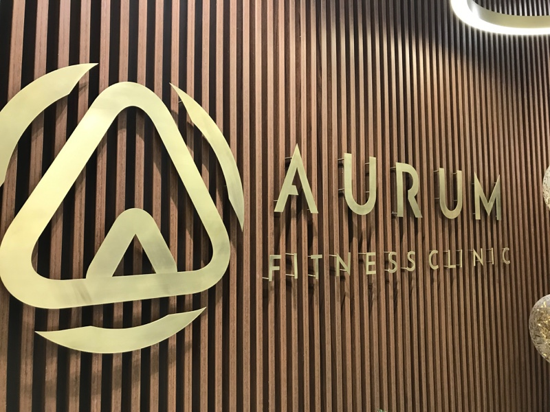 AURUM FITNESS CLINIC - KIEV (UKRAINE)
