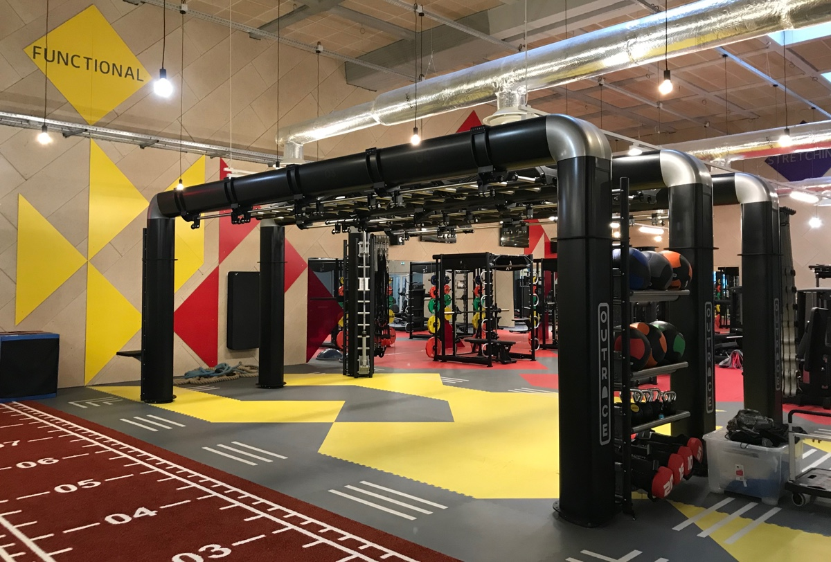 CHAMELEON FITNESS - PARIS (FRANCE)