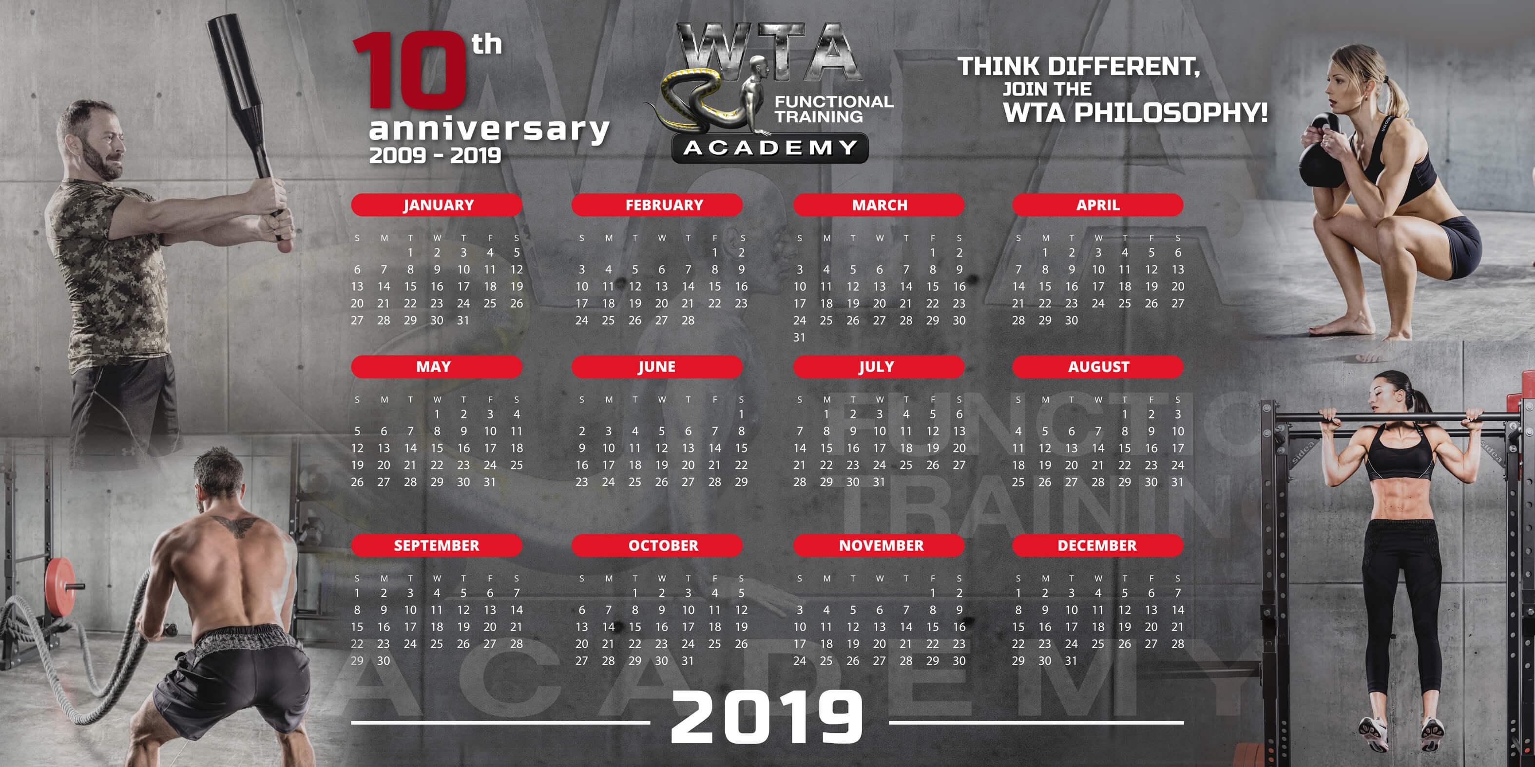Calendario Wta 2019.News Wta Functional Training