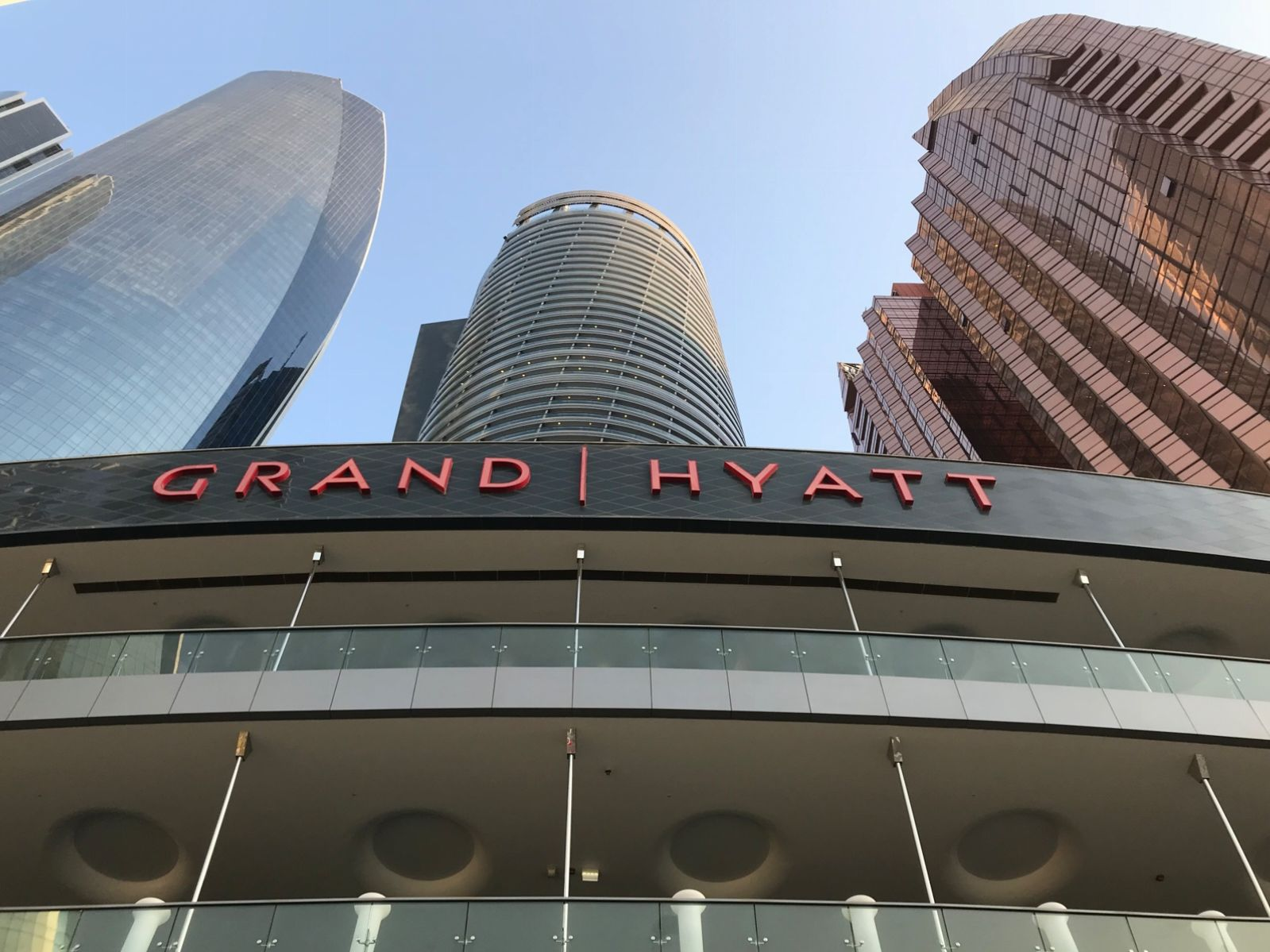 GRAND HYATT HOTEL - ABU DHABI (UNITED ARAB EMIRATES)