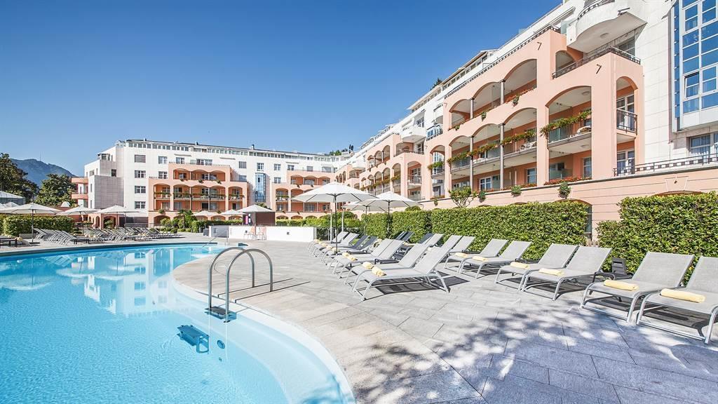HOTEL VILLA SASSA - LUGANO (SWISS)