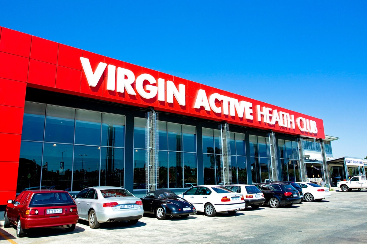 VIRGIN ACTIVE HEALTH CLUB - JOHANNESBURG AND CAPE TOWN (SOUTH AFRICA)