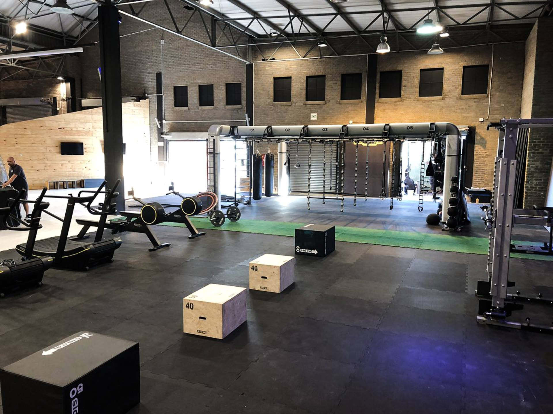 EFC PERFORMANCE INSTITUTE - JOHANNESBURG (SOUTH AFRICA)