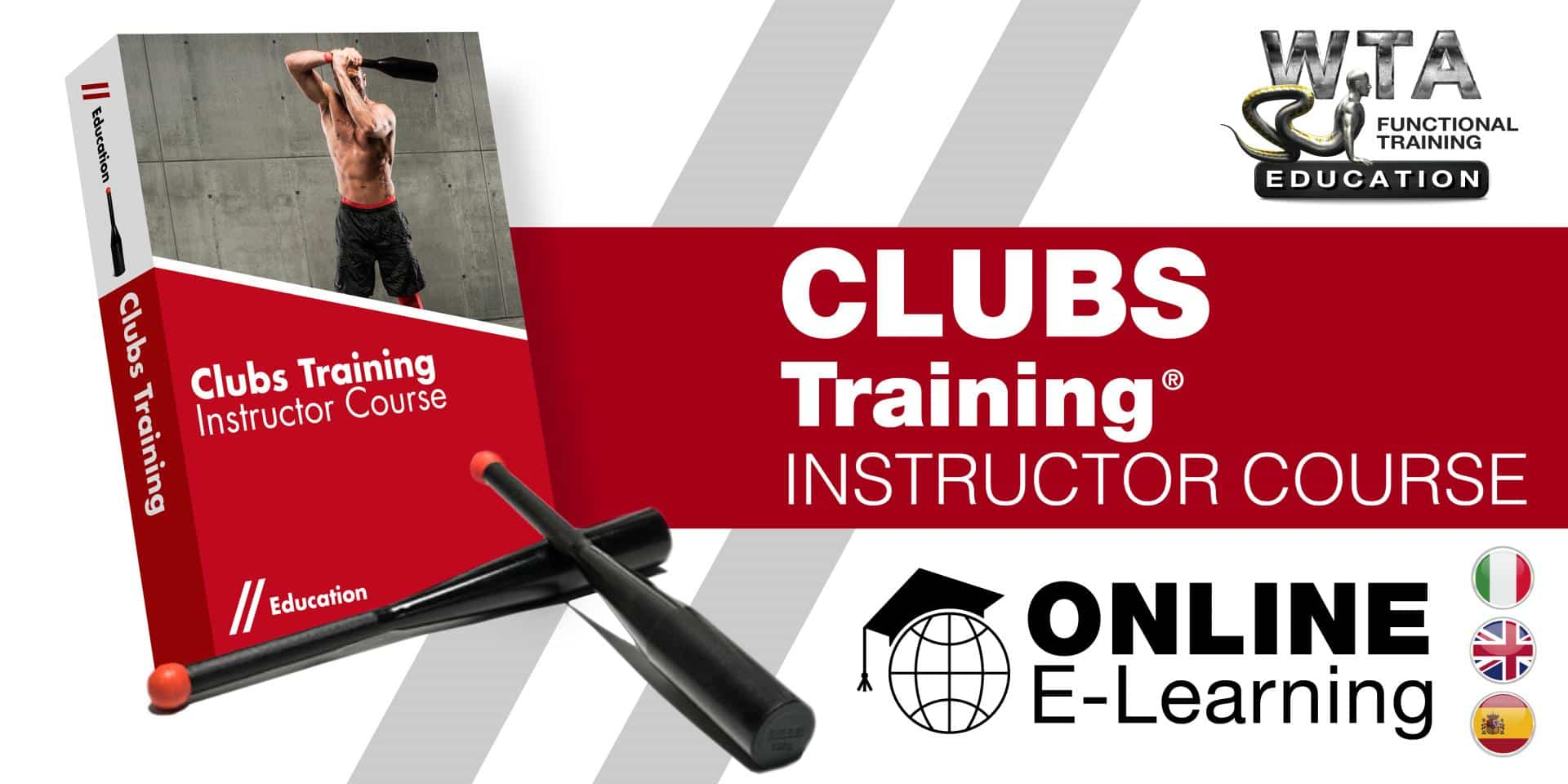 Clubs Training: ancient tools for modern warriors! | WTA